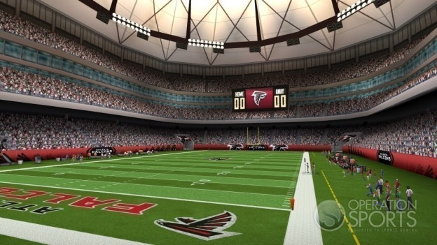 Madden NFL 10 Screenshot #41 for Wii