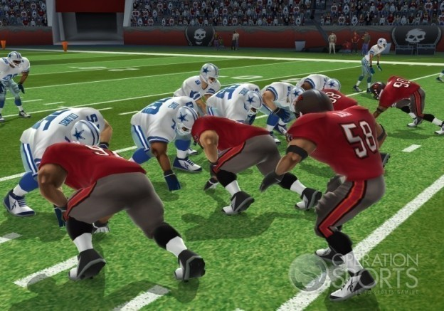 Madden NFL 10 Screenshot #45 for Wii