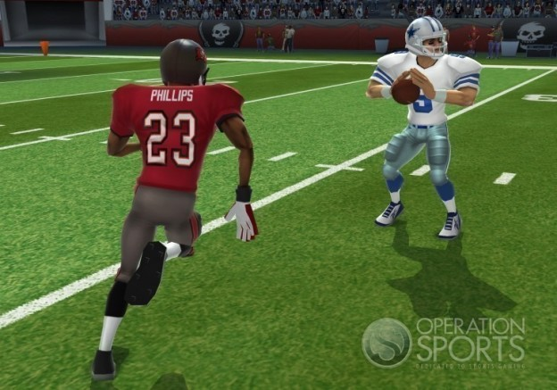 Madden NFL 10 Screenshot #46 for Wii