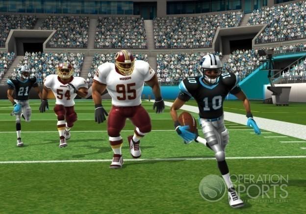 Madden NFL 10 Screenshot #47 for Wii