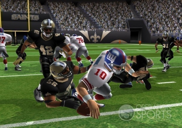 Madden NFL 10 Screenshot #48 for Wii
