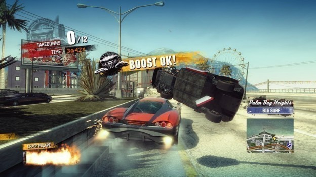 Burnout Paradise Screenshot #7 for Xbox 360