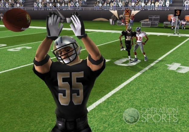 Madden NFL 10 Screenshot #49 for Wii