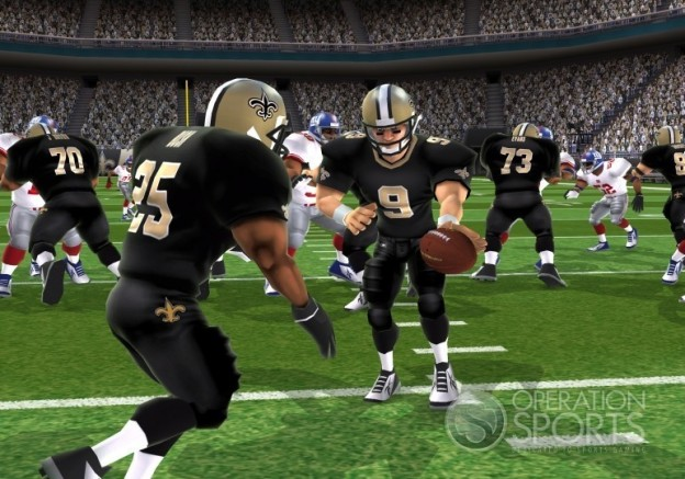 Madden NFL 10 Screenshot #50 for Wii