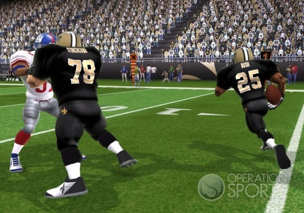 Madden NFL 10 Screenshot #51 for Wii