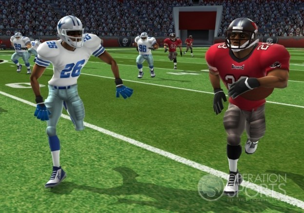 Madden NFL 10 Screenshot #52 for Wii
