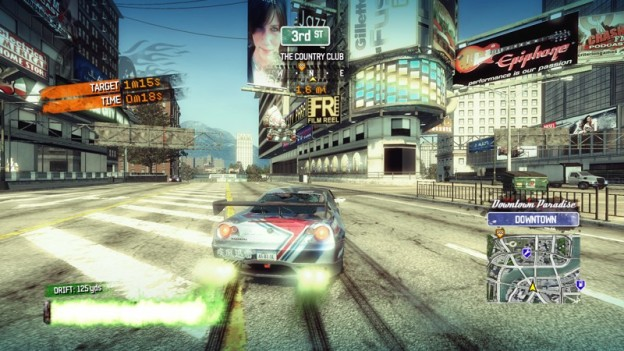 Burnout Paradise Screenshot #10 for Xbox 360