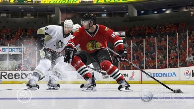 NHL 10 Screenshot #7 for Xbox 360