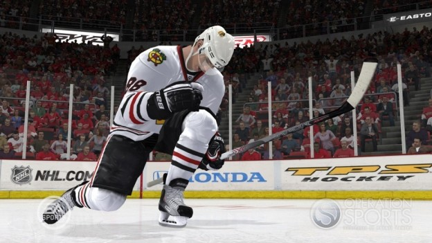 NHL 10 Screenshot #8 for Xbox 360