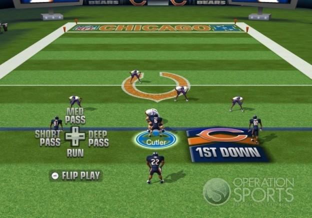 Madden NFL 10 Screenshot #81 for Wii