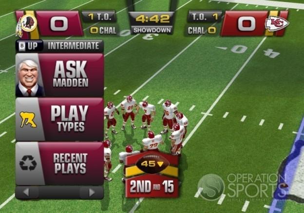 Madden NFL 10 Screenshot #84 for Wii