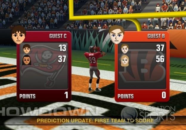 Madden NFL 10 Screenshot #89 for Wii