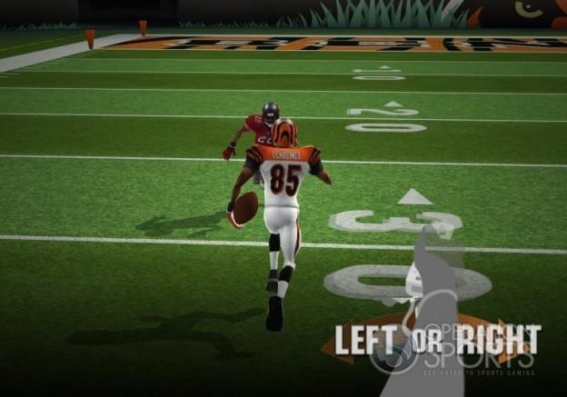 Madden NFL 10 Screenshot #90 for Wii