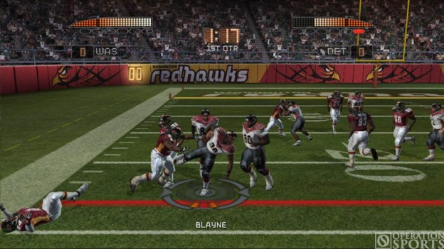 Blitz: The League Screenshot #1 for Xbox 360