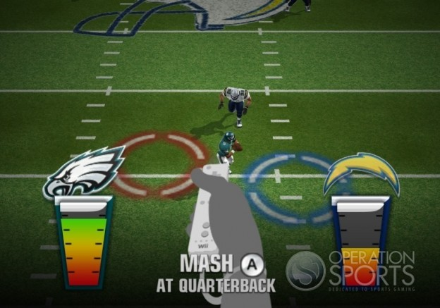 Madden NFL 10 Screenshot #92 for Wii