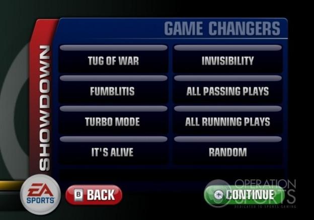 Madden NFL 10 Screenshot #94 for Wii