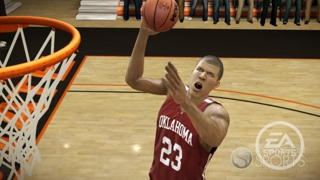 NCAA Basketball 10 Screenshot #1 for Xbox 360