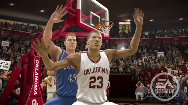 NCAA Basketball 10 Screenshot #2 for Xbox 360
