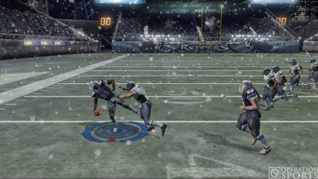 Blitz: The League Screenshot #2 for Xbox 360