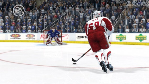NHL 08 Screenshot #5 for Xbox 360