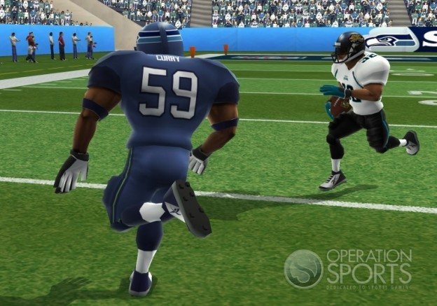Madden NFL 10 Screenshot #100 for Wii