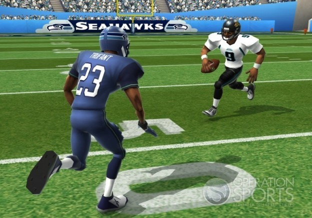 Madden NFL 10 Screenshot #104 for Wii