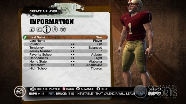 NCAA Football 10 Screenshot #669 for Xbox 360