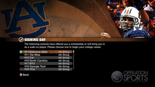 NCAA Football 10 Screenshot #673 for Xbox 360