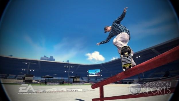 Skate 2 Screenshot #40 for Xbox 360