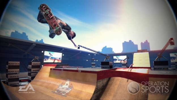 Skate 2 Screenshot #41 for Xbox 360