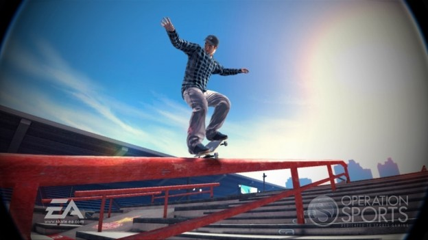 Skate 2 Screenshot #42 for Xbox 360