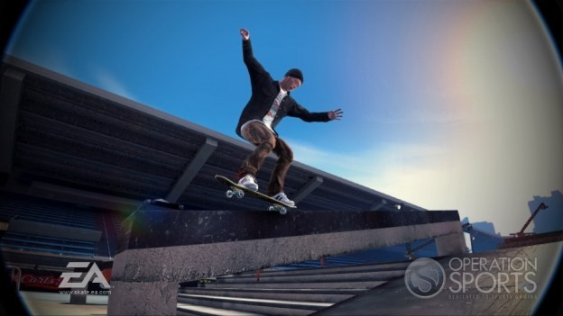 Skate 2 Screenshot #44 for Xbox 360