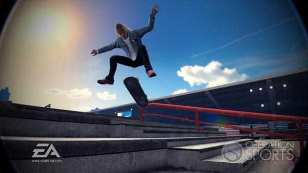 Skate 2 Screenshot #45 for Xbox 360