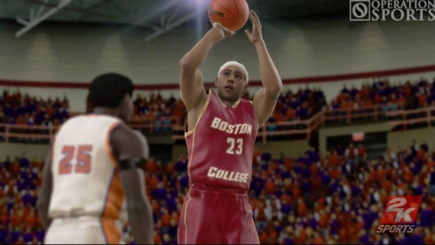 College Hoops 2K6 Screenshot #1 for Xbox 360