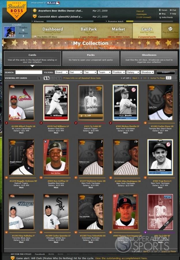 Baseball Boss Screenshot #2 for PC