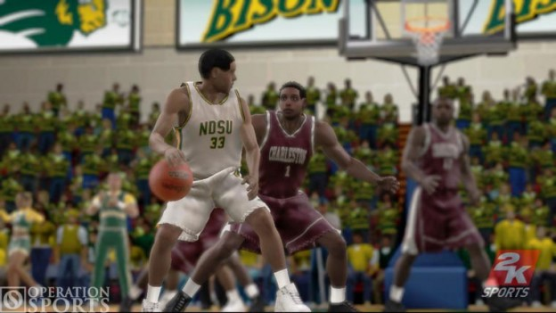 College Hoops 2K6 Screenshot #2 for Xbox 360