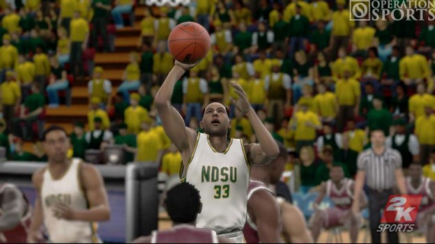 College Hoops 2K6 Screenshot #3 for Xbox 360