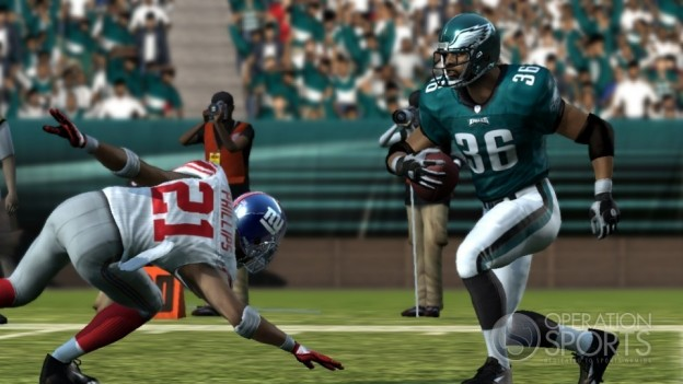 Madden NFL 10 Screenshot #260 for Xbox 360