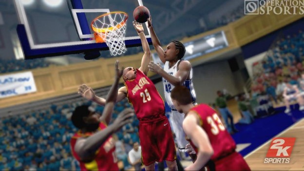 College Hoops 2K7 Screenshot #3 for Xbox 360