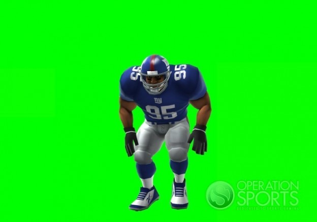 Madden NFL 10 Screenshot #114 for Wii