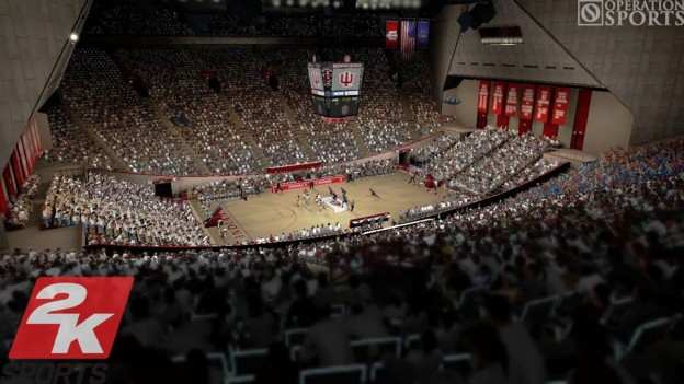 College Hoops 2K8 Screenshot #3 for Xbox 360