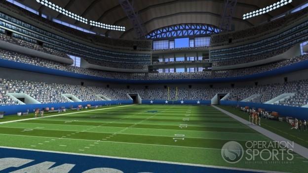Madden NFL 10 Screenshot #118 for Wii