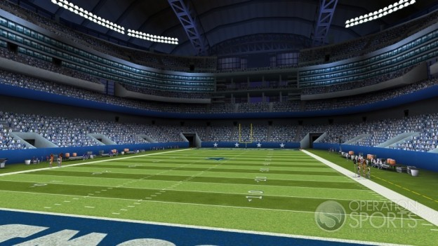 Madden NFL 10 Screenshot #119 for Wii