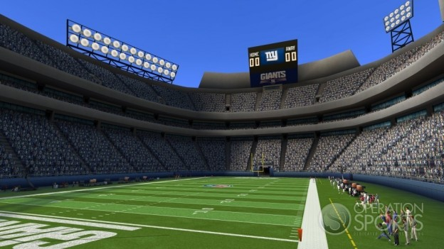 Madden NFL 10 Screenshot #121 for Wii