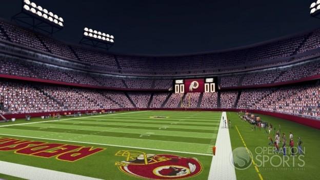 Madden NFL 10 Screenshot #134 for Wii