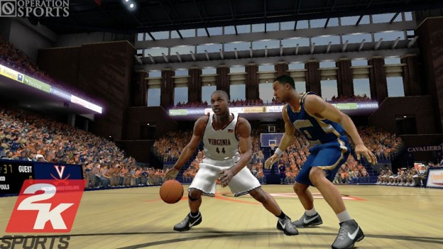 College Hoops 2K8 Screenshot #5 for Xbox 360