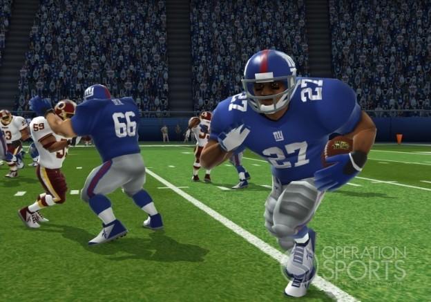 Madden NFL 10 Screenshot #139 for Wii