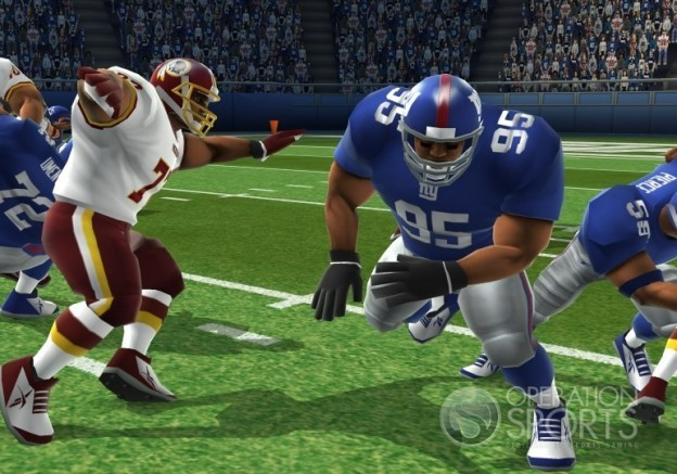 Madden NFL 10 Screenshot #142 for Wii