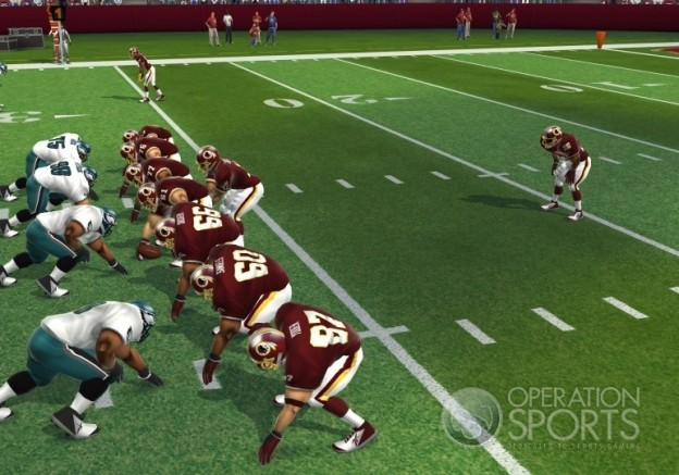 Madden NFL 10 Screenshot #143 for Wii