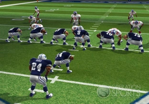 Madden NFL 10 Screenshot #144 for Wii